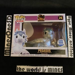 NEW Pop! Myths – Pegasus Funko Pop Vinyl Figure